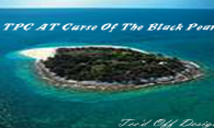 TPC at Curse of The Black Pearl logo