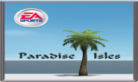 Paradise Isles logo