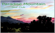 Paradise Mountain Golf Club logo