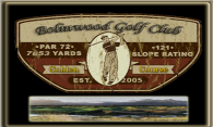 Golden Course at Bolinwood 2006 logo