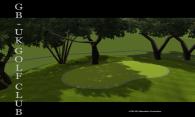 GB-UK Golf Club. logo