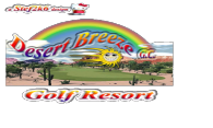 Desert Breeze Golf Resort logo
