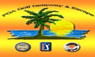 PGA Golf Escape & Getaway logo