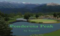 Ponderosa Peak logo