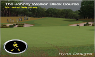 Johnny Walker Black Course 2006 logo
