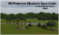 McFeberson Meadows GC logo