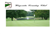 Wayzata Country Club GC logo