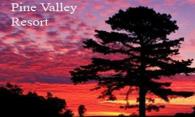 Pine Valley Resort logo