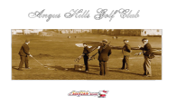 Angus Hills Golf Club logo