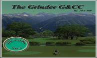 The Grinder G.C.C. logo