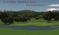 Cedar Bend CC logo