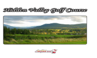 Hidden Valley Golf Course logo