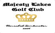 Majesty Lakes GC logo