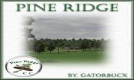 Pine Ridge CC logo