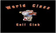 World Class Golf Club logo