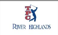 TPC at River Highlands logo