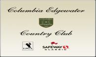 Columbia Edgewater C.C. logo