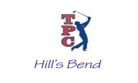 TPC Hills Bend logo