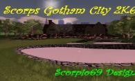 Scorps Gotham City 2K6 logo