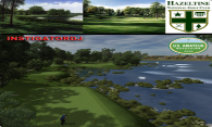 Hazeltine National 06 GC logo
