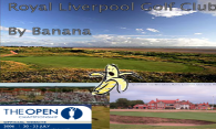 Royal Liverpool Golf Club 2k6 logo