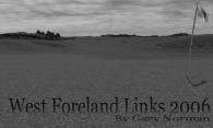 West Foreland Links 2006 logo