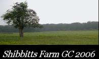 Shibbitts Farm GC 2006 logo