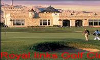 Royal Link Golf Club logo