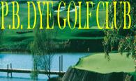 P. B. Dye Golf Club logo