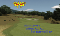 Phantom`s Ridge G. C. logo