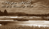 Hope Hills G&CC logo
