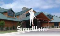StoneWater Golf Club logo