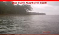 Big Sam Rayburn Golf Club logo