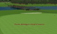 Twin Bridges GC logo