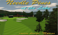 Needle Pines at the Lake logo