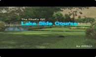 The Chall`s GC Lake Side Course logo