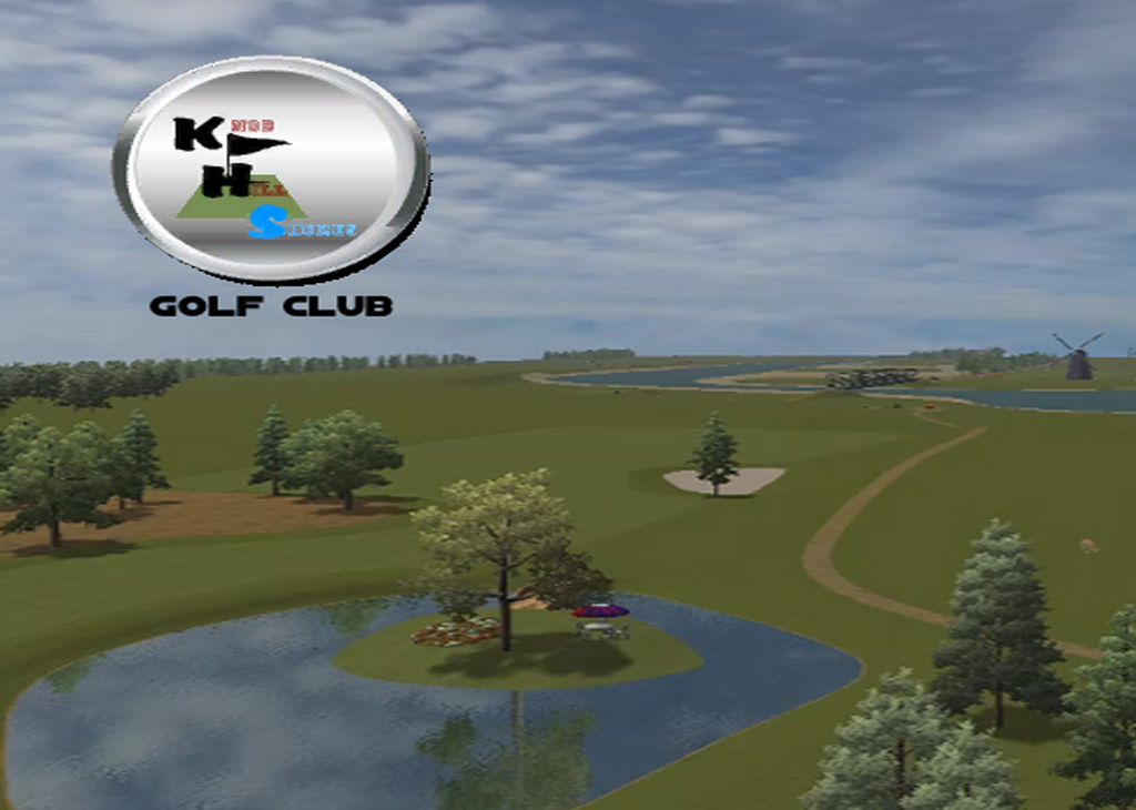 Knob Hill Shores Golf Club logo