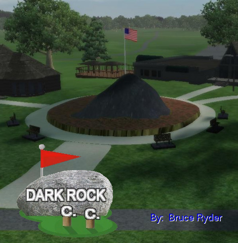 Dark Rock Country Club logo