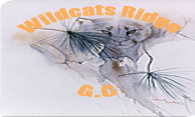 Wildcats Ridge GC logo
