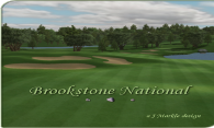 Brookstone National logo