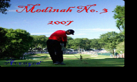 Medinah No. 3  (PGA) logo
