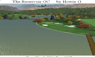 The Reservoir GC logo