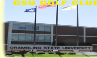 Grambling State Golf Club logo