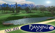 Banning Country Club logo