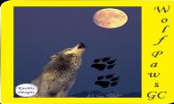 Wolf Paws GC logo