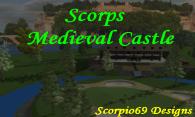 Scorps Medieval Castle logo