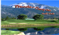 Thunder Canyon Golf Club logo