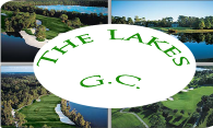 The Lakes GC logo