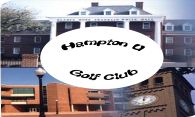 Hampton University GC 07 logo