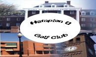 Hampton University GC 07 logo